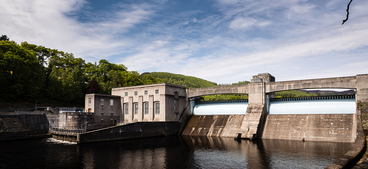 Pitlochry Dam Visitor Centre<