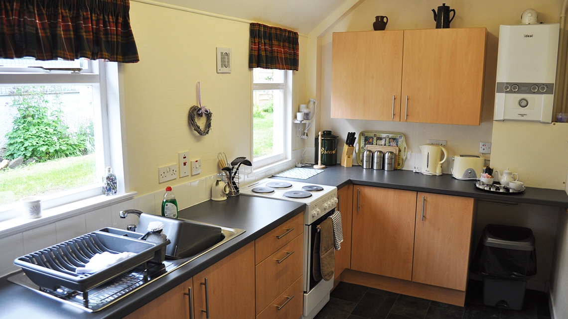 Pitlochry Self Catering Cottage